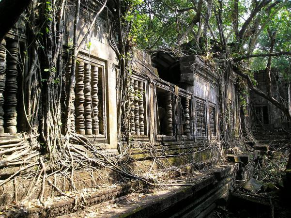 Banteay Srey - Beng Mealea Temples-kbal spean temple pices for 1 person to 3 persons more than 3 people can be discuss on our email .