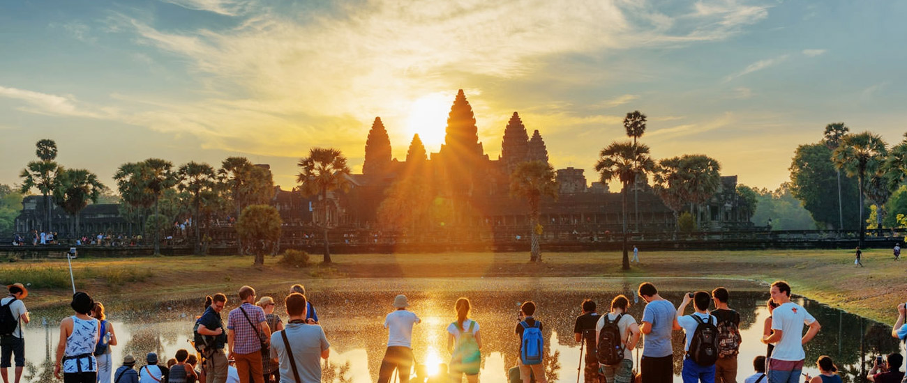 Amazing Angkor Day Tour