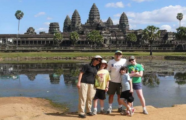 Package-tours in Siem Reap, Cambodia