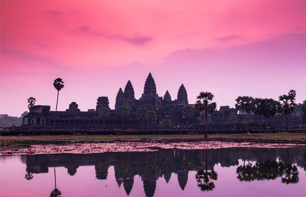 Angkor wat shared tours group sun rise 10$/person